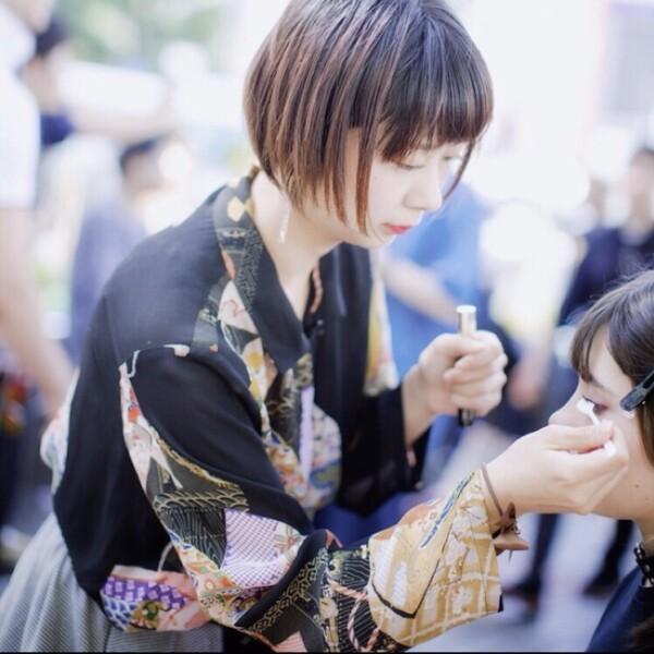大見 萌夏 (hair & make)