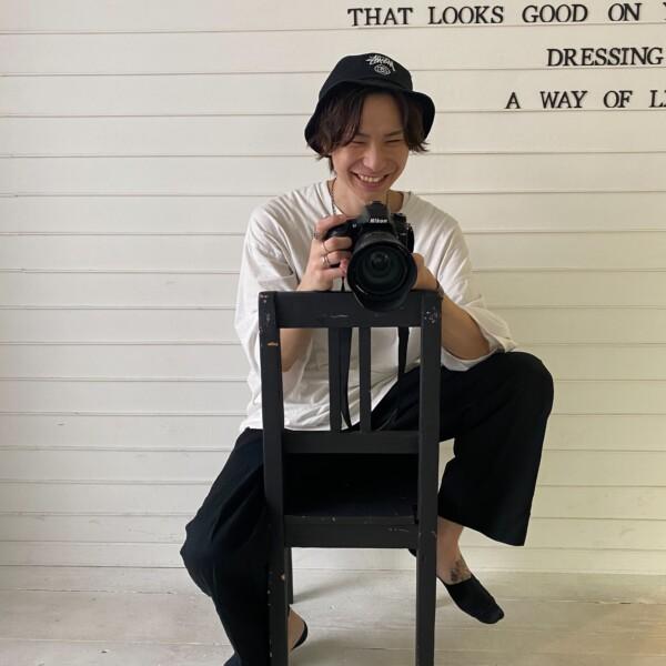 菅原ナオキ(hair&photogragher)